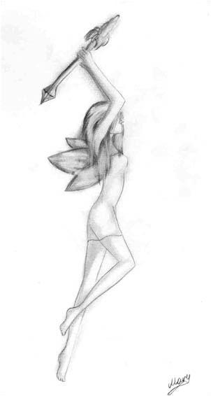 Рисунки карандашом. Схемы